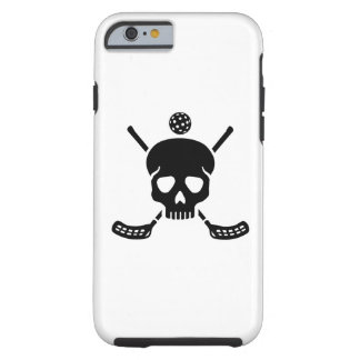 Floorball skalle tough iPhone 6 case