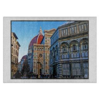Florence Duomodomkyrka med kärlekcitationstecken