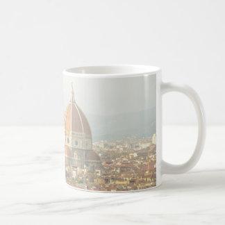 Florence eller Firenze italienDuomo Kaffemugg