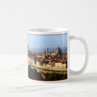 Florence horisontmugg kaffemugg