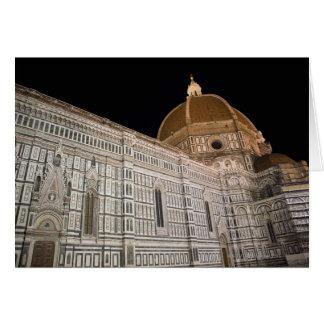 Florence italien 6 hälsningskort