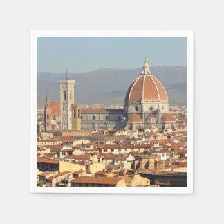Florence italien servett