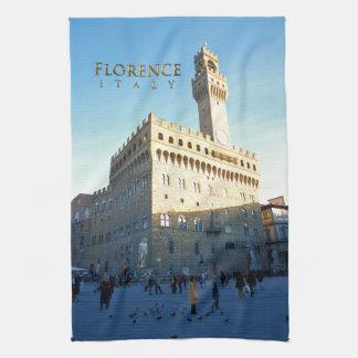 Florence - Piazzadella Signoria Kökshandduk