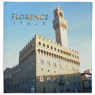 Florence - Piazzadella Signoria Tygservett