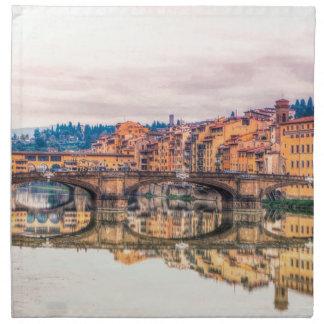 Florence Ponte Vecchio Tygservett
