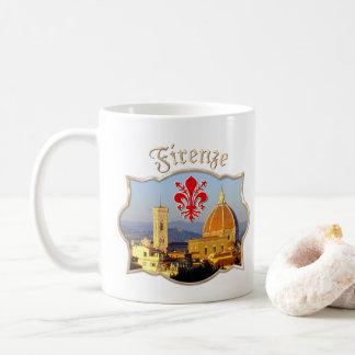 Florence - Santa Maria del Fiore Kaffemugg
