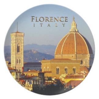 Florence - Santa Maria del Fiore Tallrik
