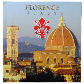 Florence - Santa Maria del Fiore Tygservett