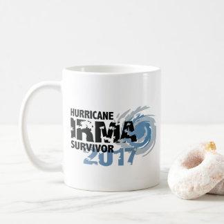 Florida 2017 för orkanIrma överlevande mugg
