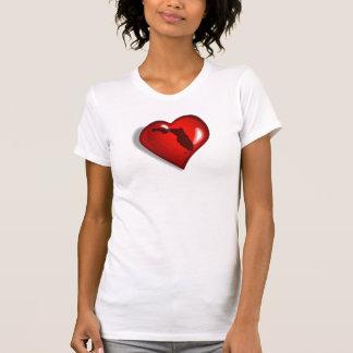 Florida är i min hjärtaorkanIrma skjorta T-shirts