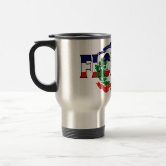 Florida-Dominikan republiktravel mug Resemugg