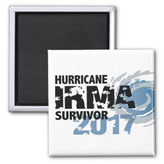 Florida för orkanIrma överlevande magnet 2017