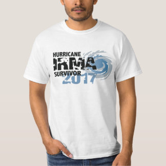Florida för orkanIrma överlevande skjorta 2017 T Shirt