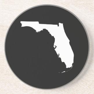 Florida i vit och svart underlägg sandsten