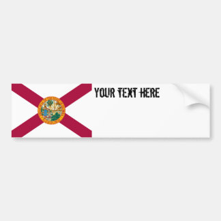 Florida statlig flagga bildekal