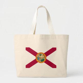 Florida statlig flagga jumbo tygkasse