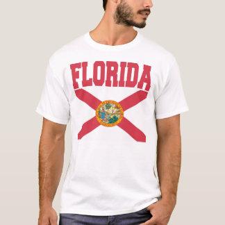 Florida statlig flaggaT-tröja Tee Shirt