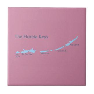 Florida tangenter kakelplatta