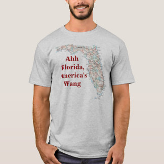 Florida Wang T Shirts