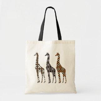 Florillas giraff tygkasse
