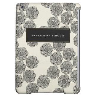 Flott blom- iPadluftfodral
