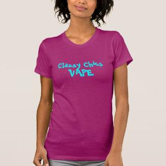 Flott chic Vape Tee Shirt