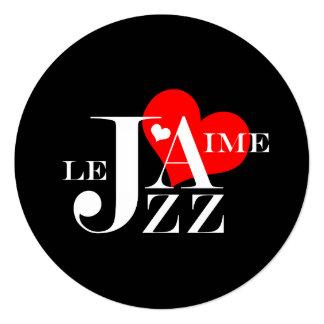 Flott födelsedagsfest för Jazzmusik Tillkännagivande