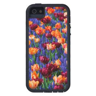 [FLOW-003] Blommafält iPhone 5 Case-Mate Cases