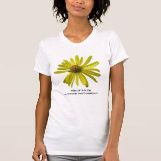 flower2 Darus Eifler utomhus- fotografi T Shirt