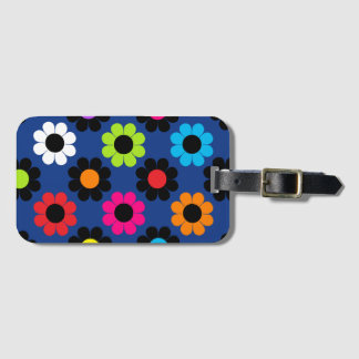 Flower power bagagebricka