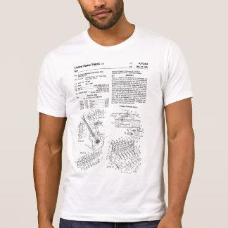 Floyd ropatent tee shirts