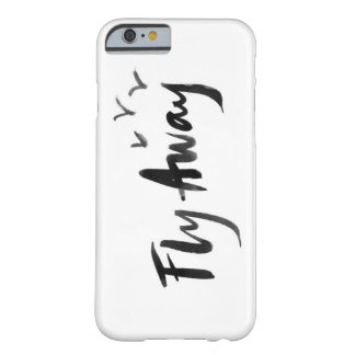 Fluga bort barely there iPhone 6 fodral