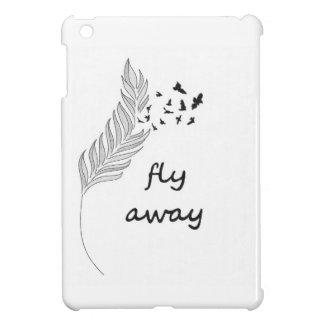 Fluga bort iPad mini mobil fodral