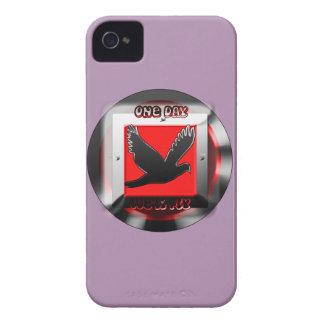Fluga bort iPhone 4 Case-Mate skydd