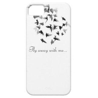 Fluga bort med mig… iPhone 5 skal