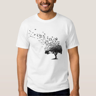 Fluga bort tee shirt