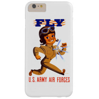 Fluga - mobilt fodral för U.S.-arméflygvapen Barely There iPhone 6 Plus Skal