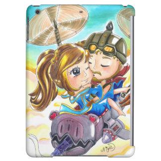 Fluga över (Corki & Sona) - iPadluftfodral