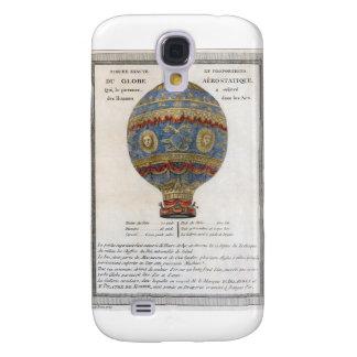 Flyg 1783 för Montgolfier broderluftballong Galaxy S4 Fodral