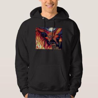 Flyg av Phoenixen Sweatshirt Med Luva