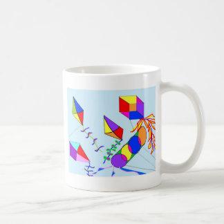 flyg-drakar kaffemugg