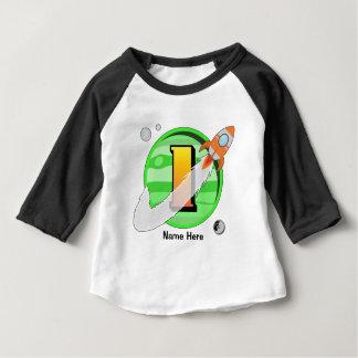 Flyga den 1st födelsedaganpassningsbar tröja