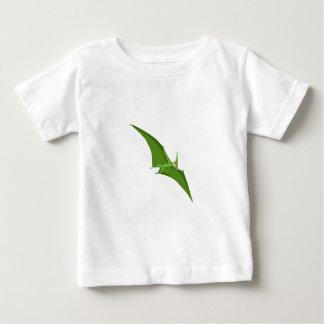 Flyga den gröna pterodactylen t shirt