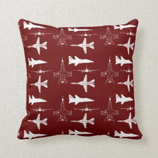 Flyga för flygplanflygplanpojkar kudde