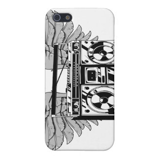 Flygboombox iPhone 5 Skydd