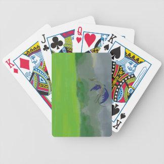 Flygdrake Spelkort