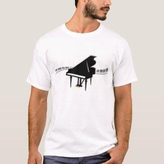 Flygel och tangentbord tröja