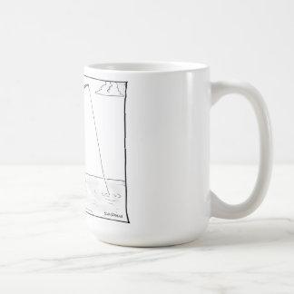 Flygfiske Kaffemugg