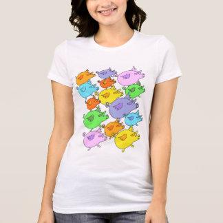 Flyggrisar T-shirts