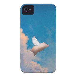 flyggrisblackberry fodral iPhone 4 Case-Mate case